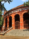 Ancient building. Ancient museum building in egmore, chennai, tamil nadu, india Royalty Free Stock Image