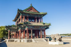 Ancient building in Summer Palace Royalty Free Stock Photos