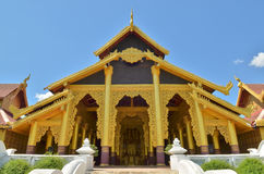 Ancient building at Surasri Camp Royalty Free Stock Photo