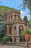 Ancient Building In Taormina Royalty Free Stock Photography
