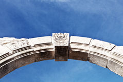 Ancient building in venice Royalty Free Stock Photography