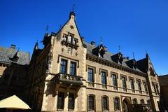 The ancient buildings of the area of the Prague Castle, Prague, Czech republic Stock Photo