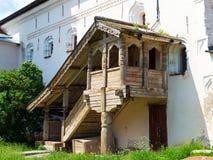 Ancient buildings in the Kremlin in Veliky Novgorod Stock Photos