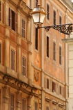 Ancient buildings in rome, italy Royalty Free Stock Image