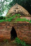 Ancient built kilns Royalty Free Stock Image