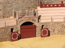 Ancient bullring Royalty Free Stock Image