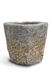 Ancient bushel of stone Royalty Free Stock Photo