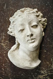 Ancient Bust Stock Photography