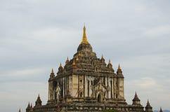 Ancient That Byin Nyu  Pagoda in Bagan(Pagan) Stock Image