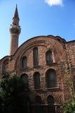 Ancient Byzantium Church Royalty Free Stock Photography