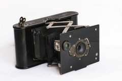 Ancient camera Stock Photo