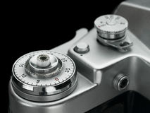 The ancient camera Stock Images