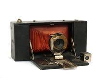 The ancient camera Stock Photo