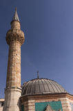 Ancient Camii mosque on Konak square, Royalty Free Stock Photography