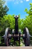 Ancient Cannon Gun Stock Photos
