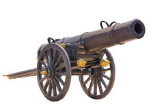 Ancient cannon Royalty Free Stock Photo