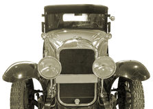 Ancient car. Royalty Free Stock Image