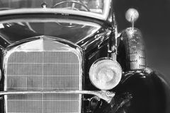 Ancient car Royalty Free Stock Images