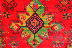 Ancient carpets Stock Photography