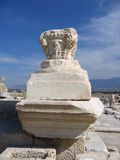 Ancient Carving - Laodicea, Turkey Stock Photos