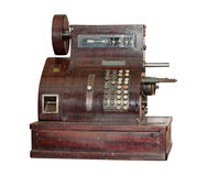 Ancient cash register Royalty Free Stock Image