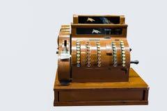 Ancient cash register Stock Image