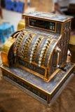 Ancient cash register, rarity.  Stock Images