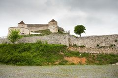 Ancient castle Stock Photo