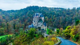 Ancient castle Royalty Free Stock Photos