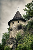 Ancient Castle Royalty Free Stock Photo