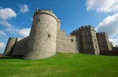 Ancient castle Royalty Free Stock Photography