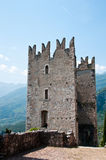 Ancient castle of Arco / Italy Royalty Free Stock Photos
