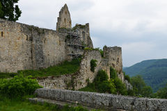 Ancient Castle of Bad Urach Royalty Free Stock Images