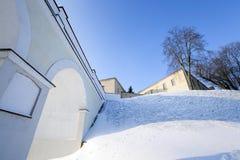Ancient Castle, Belarus Stock Photo