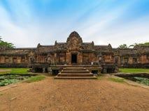 Ancient Castle Stock Photo