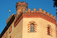 Ancient Castle Royalty Free Stock Image
