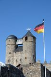 Ancient Castle in Germany Royalty Free Stock Images