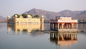Ancient castle in India Royalty Free Stock Image