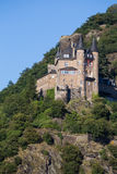 Ancient castle Katz, Germany, Stock Photography