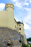 Ancient castle Orlik. Czech Republic. Royalty Free Stock Images