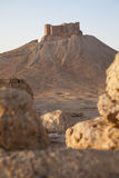 Ancient castle Palmyra Stock Photography