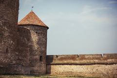 Ancient castle Stock Photography