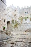 Ancient castle 1 stock image