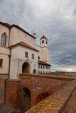 Ancient castle Spilberk Stock Photo
