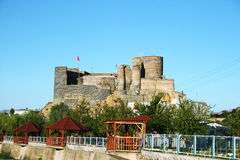 Ancient castle in Turkey Royalty Free Stock Photography