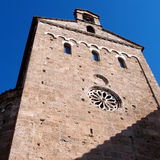 Ancient cathedral royalty free stock image