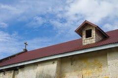 Ancient Catholic Church Royalty Free Stock Images