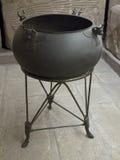 Ancient Cauldron Royalty Free Stock Photography