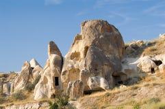 Ancient cave house near Goreme Stock Photos