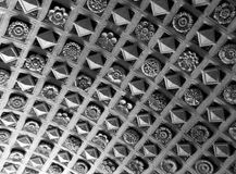 Ancient ceiling Royalty Free Stock Photos